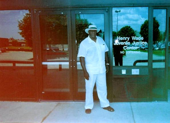 Henry wade juvenile detention center in dallas tx ervin blueprint parker at the henry wade juvenile justice center dallas tx malvernweather Image collections